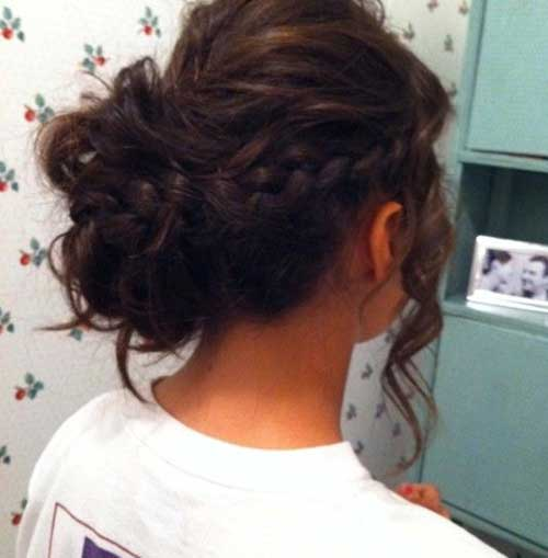Pleasing 20 Hairstyles For Prom Long Hair Hairstyles Amp Haircuts 2016 2017 Hairstyle Inspiration Daily Dogsangcom