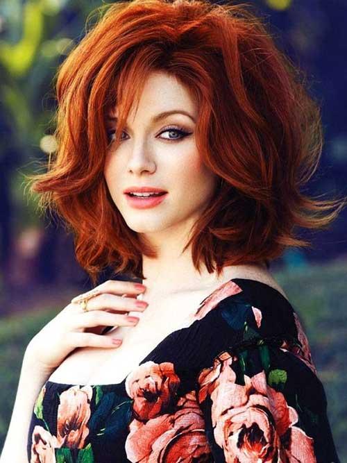 Fine 35 Medium Length Curly Hair Styles Hairstyles Amp Haircuts 2016 2017 Hairstyles For Women Draintrainus