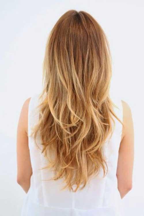 Outstanding 35 Long Layered Cuts Hairstyles Amp Haircuts 2016 2017 Short Hairstyles Gunalazisus