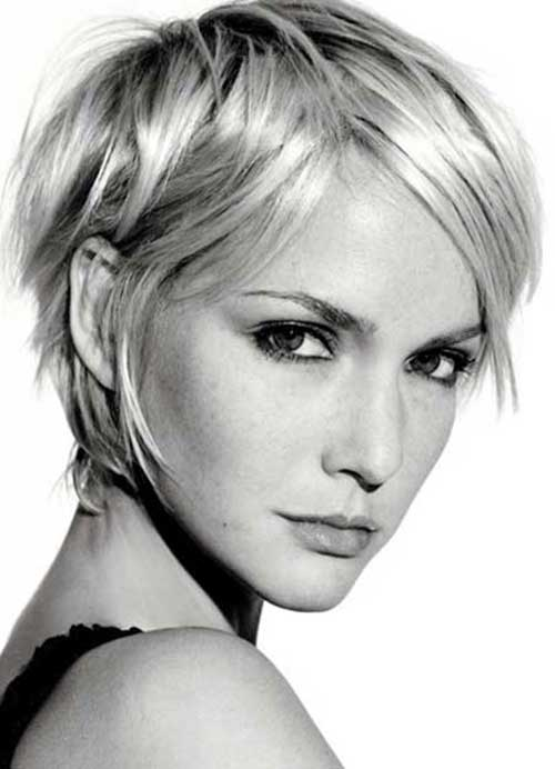 Best Short Blonde Pixie Cuts