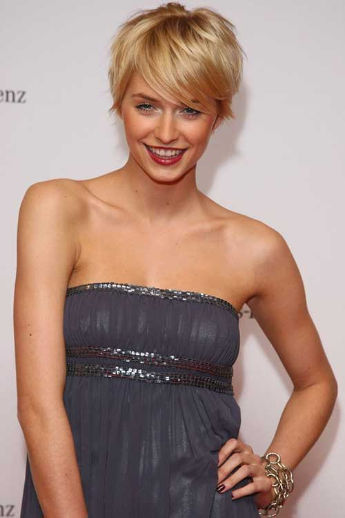Short Celebrity Hairstyles 2014-2015