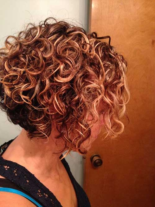 Amazing 25 Short And Curly Hairstyles  Short Hairstyles 2016  2017  Most