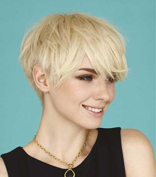 25 Short Layered Pixie Haircuts
