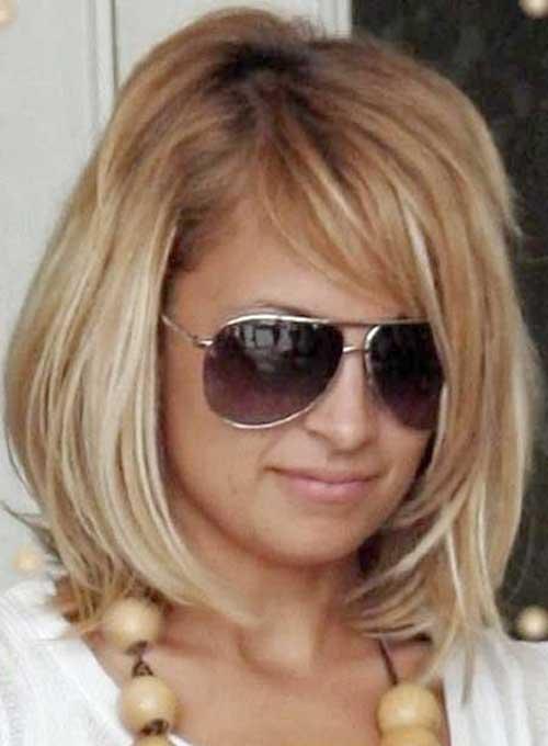 Nice Shoulder Length Blonde Hair
