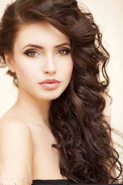 Thick Layered Long Hairstyles