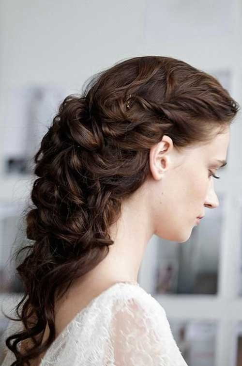 Vintage Hairstyles for Long Hair Prom