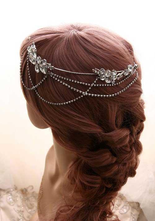 Bohemian Wedding Accessories Hair