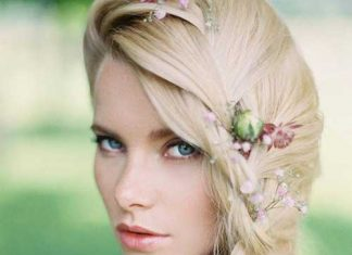 Nice Wedding Braid Hairstyle