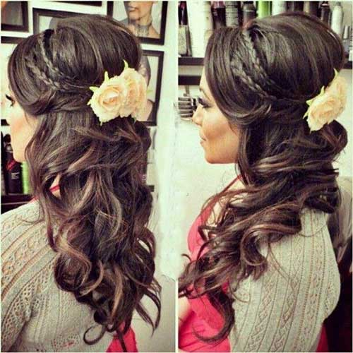 Cool 25 Unique Wedding Hairstyles Hairstyles Amp Haircuts 2016 2017 Hairstyle Inspiration Daily Dogsangcom