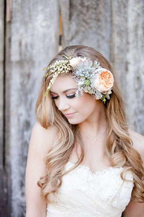 Beauty Wedding Flower Headbands