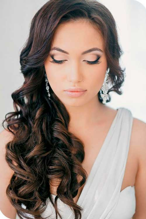 Best Wedding Hair Down Images