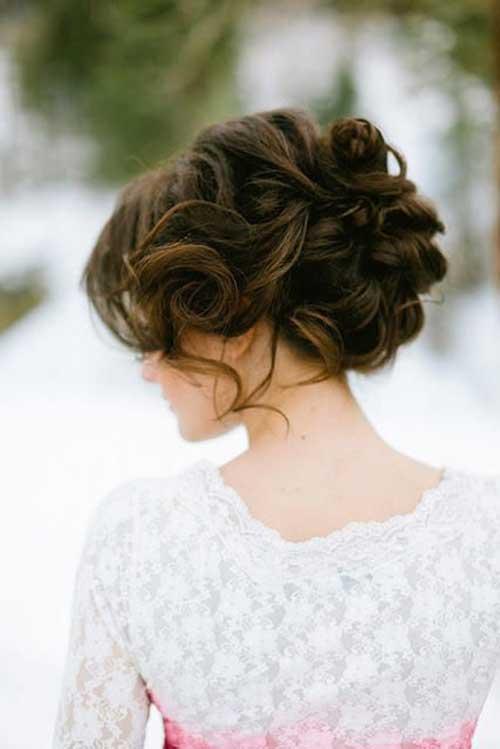 Wedding Hair Up 2015