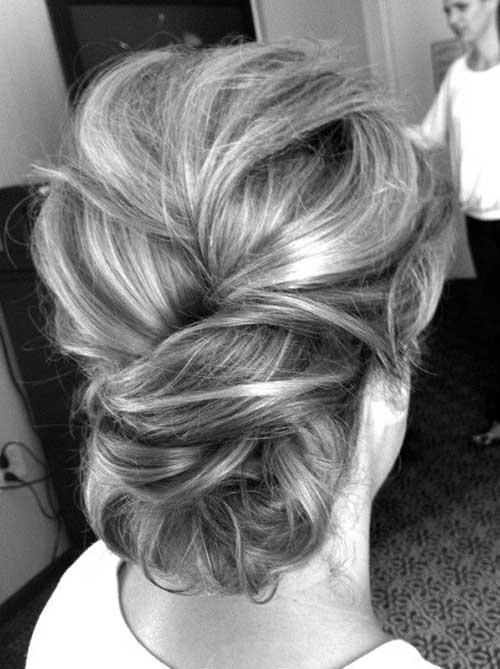 Beautiful Wedding Hairstyles Low Bun
