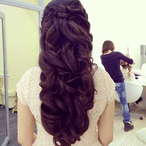 Best Wedding Hairstyles Vintage Curls