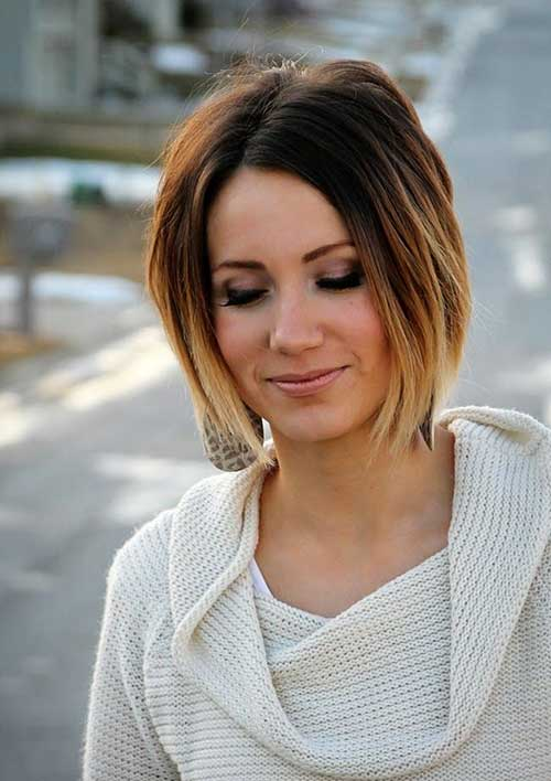 Best Women Short Ombre Hair