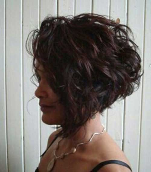 Curly Layered Hairstyles-11