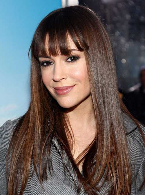 Amazing 30 Celebrity Long Hairstyles 2015 2016 Hairstyles Amp Haircuts Hairstyle Inspiration Daily Dogsangcom