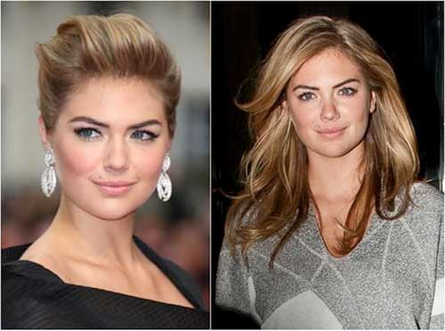 Long Hairstyles for Round Faces-18