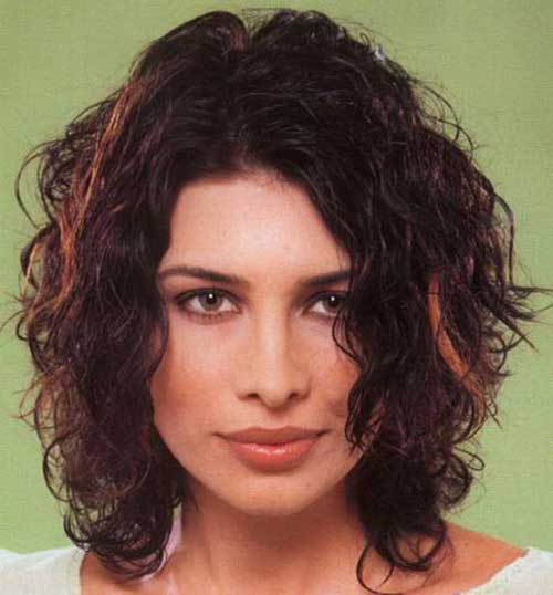 Curly Layered Hairstyles-22