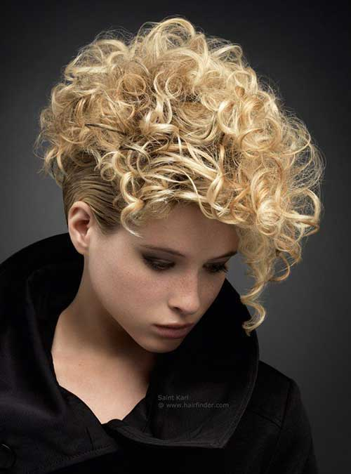 Curly Layered Hairstyles-28
