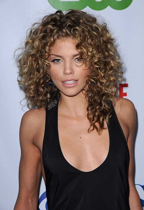 Curly Layered Hairstyles-6