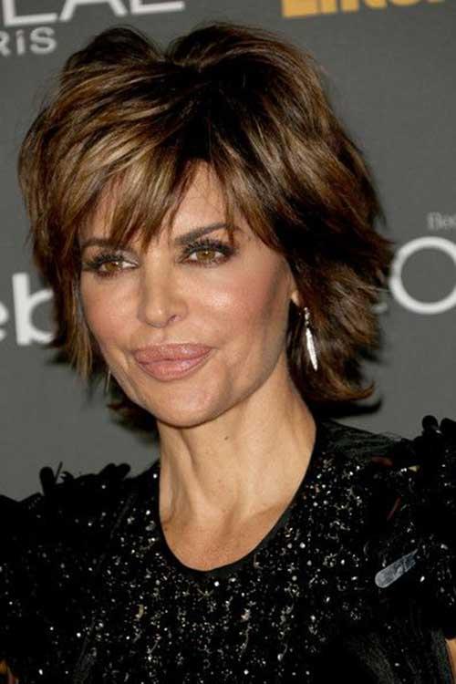 Lisa Rinna Haircuts-9