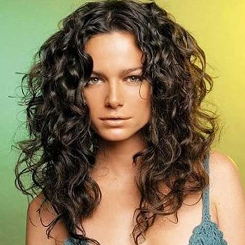35+ New Curly Layered Hairstyles | Hairstyles & Haircuts ...