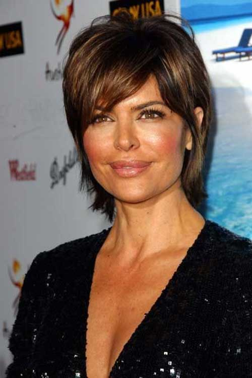 Lisa Rinna Hair Cuts