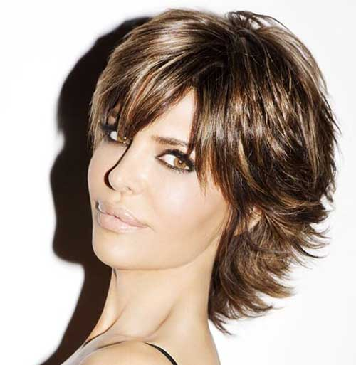 How do you cut your hair like Lisa Rinnas  Referencecom
