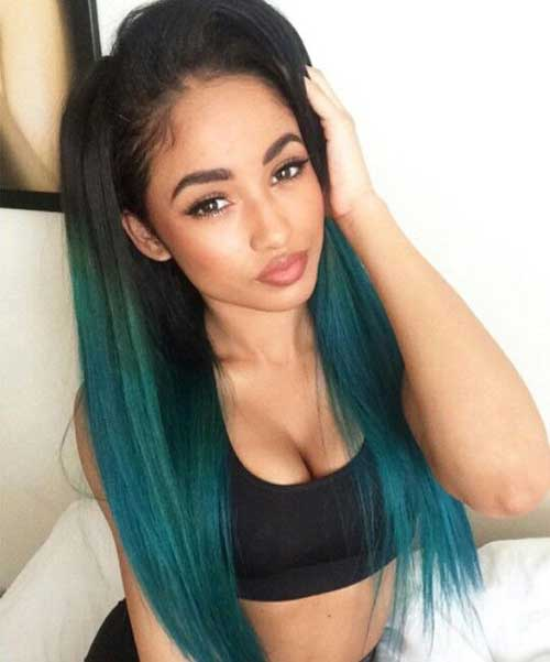 Hairstyles for Black Girls with Long Hair-8