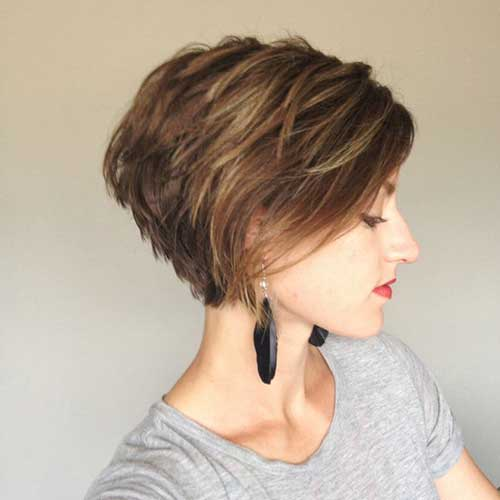 Long Pixie Haircut for Thick Hair-10