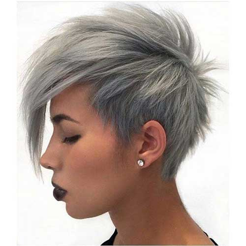Long Pixie Haircut for Thick Hair-17