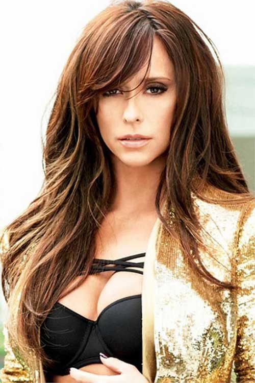 Magnificent Best Hairstyles With Side Swept Bangs Hairstyles Amp Haircuts 2016 Short Hairstyles For Black Women Fulllsitofus