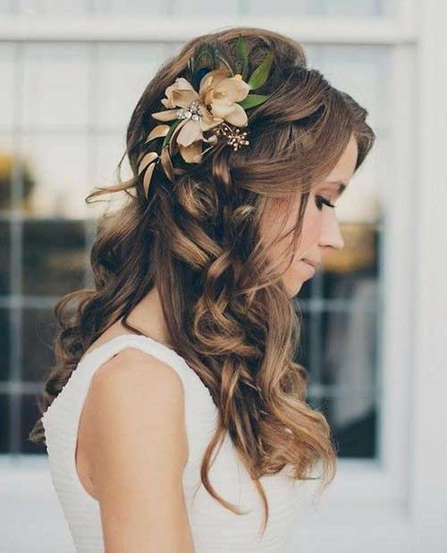 Hair Updo for Long Hair