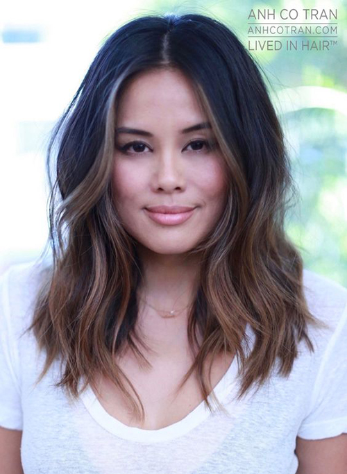20 Latest Mid Length Hairstyles Hairstyles Amp Haircuts