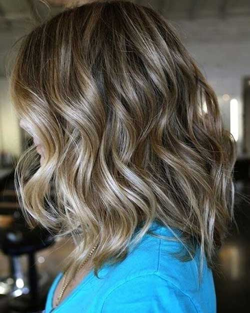 Hairstyles with Wavy Hair-10