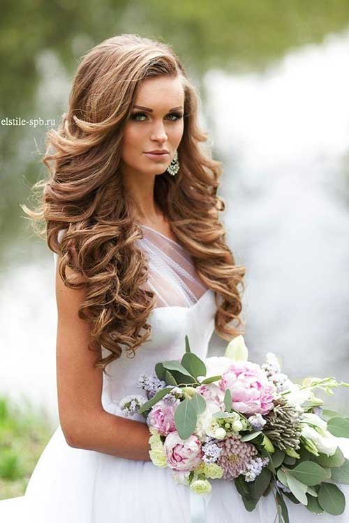 Hairstyles for Weddings Long Hair-12