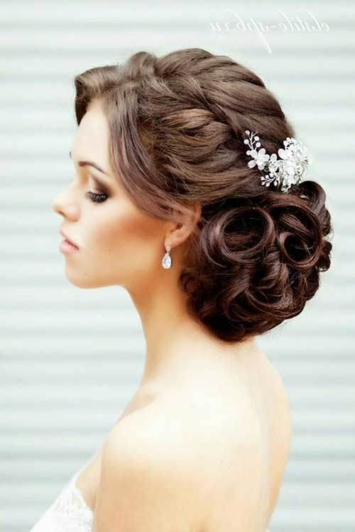 Surprising 20 Hairstyles For Weddings Long Hair Hairstyles Amp Haircuts 2016 Short Hairstyles For Black Women Fulllsitofus