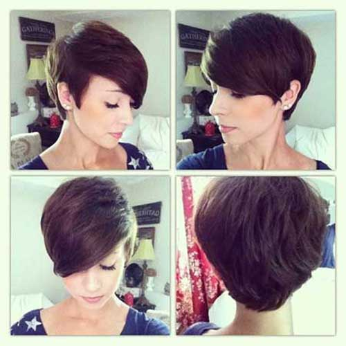 Pixie Hairstyles for Women-16