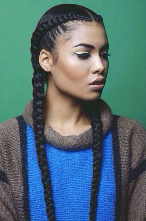 Awesome Braided Hairstyles-17