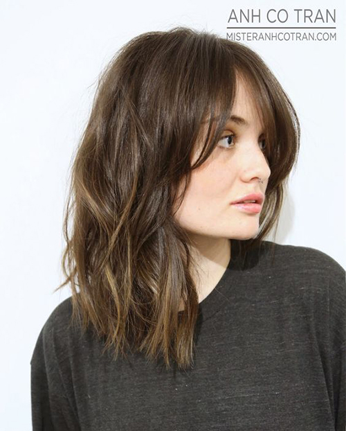 Long Bangs Hairstyles-17