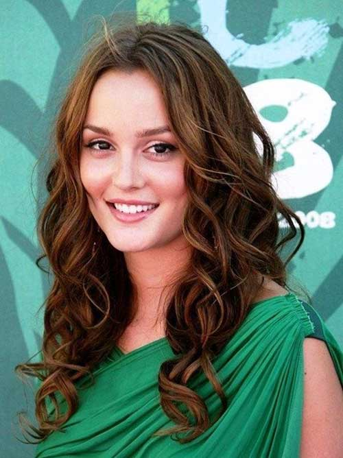 Hairstyles with Wavy Hair-17