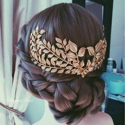 Hairstyles for Weddings Long Hair-20