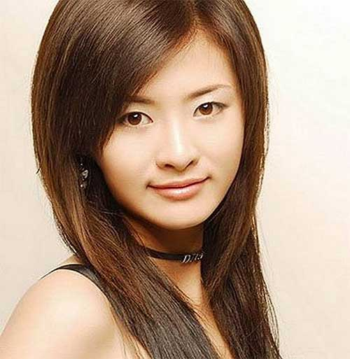 Asian Long Hairstyles-6
