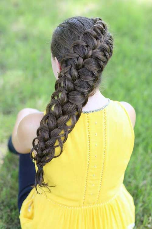 Awesome Braided Hairstyles-7