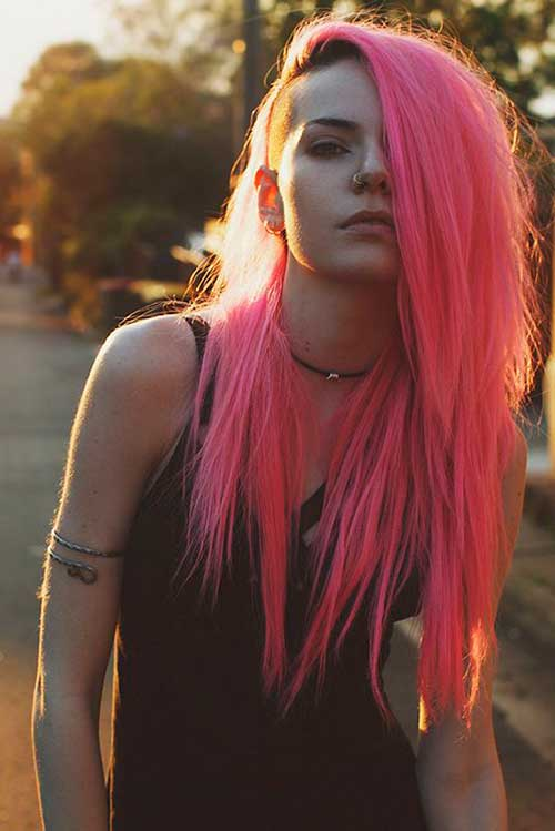 Punk Hairstyles Long Hair Hairstyles Amp Haircuts 2016 2017