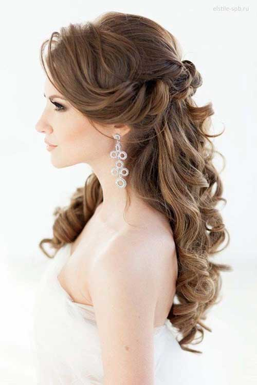 Hairstyles for Weddings Long Hair-8
