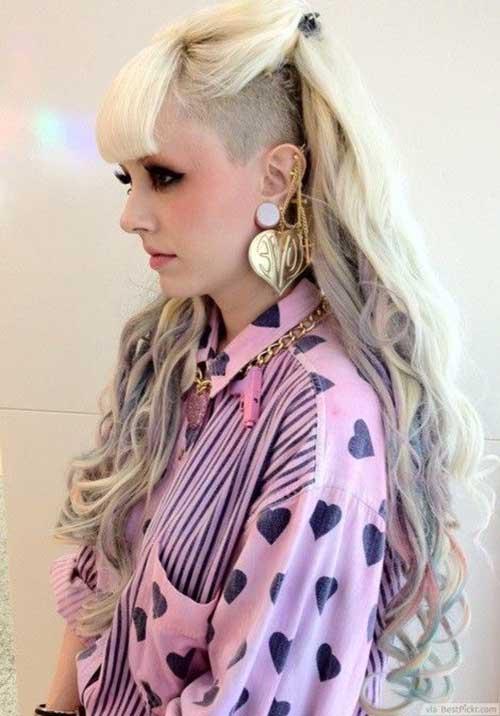 Punk Style Hair