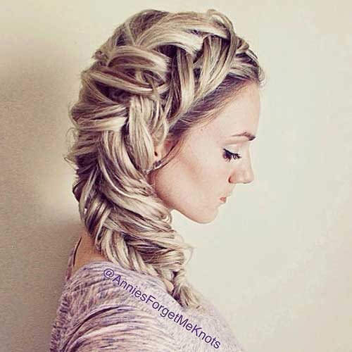 Hairstyles for Long Hair Girls -10