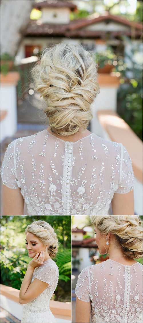 Bridal Updos for Long Hair-13